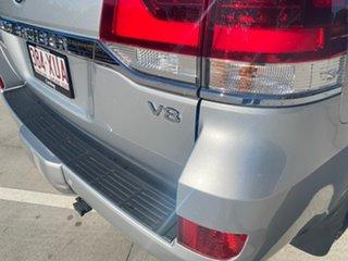 2017 Toyota Landcruiser VDJ200R VX Silver 6 Speed Sports Automatic Wagon