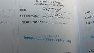 2012 Kia Cerato TD MY13 SI Grey 6 Speed Automatic Hatchback