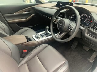 2021 Mazda CX-30 DM2WLA G25 SKYACTIV-Drive Touring Snowflake White 6 Speed Sports Automatic Wagon