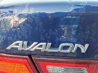 2002 Toyota Avalon MCX10R Mark II Advantage Limited Edition Conquest Blue 4 Speed Automatic Sedan