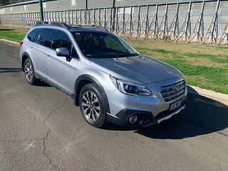 2015 Subaru Outback MY14 3.6R Premium Silver 5 Speed Auto Elec Sportshift Wagon.