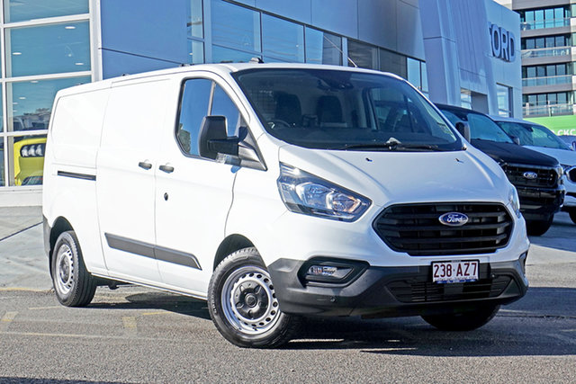Used Ford Transit Custom VN 2021.25MY 340L (Low Roof) Springwood, 2020 Ford Transit Custom VN 2021.25MY 340L (Low Roof) White 6 Speed Automatic Van
