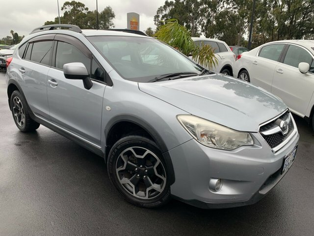 Used Subaru XV G4X MY13 2.0i-L Lineartronic AWD Bunbury, 2013 Subaru XV G4X MY13 2.0i-L Lineartronic AWD Silver 6 Speed Constant Variable Wagon