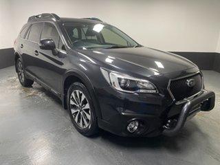 2016 Subaru Outback B6A MY16 2.0D CVT AWD Premium Grey 7 Speed Constant Variable Wagon.