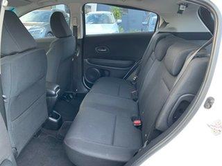 2016 Honda HR-V MY16 VTi White 1 Speed Constant Variable Hatchback