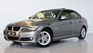 2010 BMW 3 Series E90 MY10 320i Steptronic Executive Grey 6 Speed Sports Automatic Sedan.