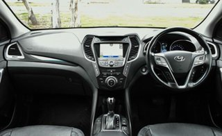2013 Hyundai Santa Fe DM MY14 Highlander Red 6 Speed Sports Automatic Wagon.