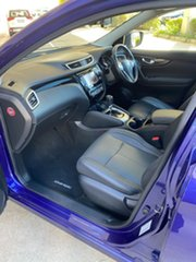 2016 Nissan Qashqai J11 TI Blue/100317 1 Speed Constant Variable Wagon