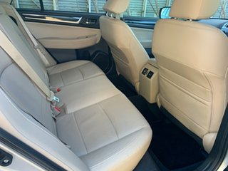 2015 Subaru Outback MY14 3.6R Premium Silver 5 Speed Auto Elec Sportshift Wagon