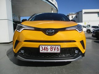 2018 Toyota C-HR NGX50R Update Koba (AWD) Yellow Continuous Variable Wagon
