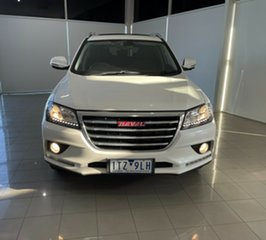 2017 Haval H2 Lux 2WD White 6 Speed Sports Automatic Wagon.