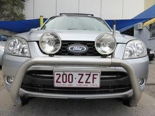 2010 Ford Escape ZD Silver 4 Speed Automatic Wagon