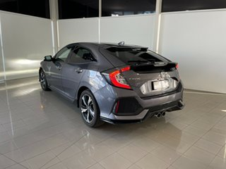 2019 Honda Civic 10th Gen MY20 RS Grey 1 Speed Constant Variable Hatchback.