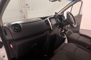 2020 Renault Trafic X82 MY20 Premium Low Roof LWB 103kW White 6 speed Manual Van