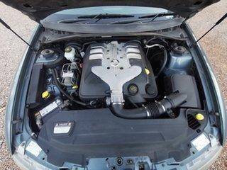 2005 Holden Calais VZ Blue 5 Speed Sports Automatic Sedan