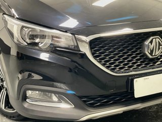 2019 MG ZS AZS1 MY19 Excite Plus 2WD Black 6 Speed Automatic Wagon.