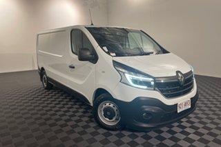 2020 Renault Trafic X82 MY20 Premium Low Roof LWB 103kW White 6 speed Manual Van.