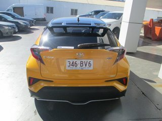 2018 Toyota C-HR NGX50R Update Koba (AWD) Yellow Continuous Variable Wagon.