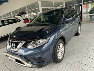 2016 Nissan X-Trail ST Green Constant Variable Wagon.