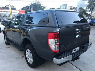 2021 Ford Ranger XLT Meteor Grey Sports Automatic Double Cab Pick Up
