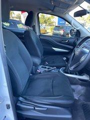 2018 Nissan Navara D23 S3 RX Polar White 6 Speed Manual Cab Chassis