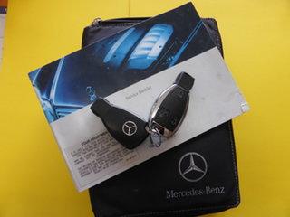 2005 Mercedes-Benz C180 W203 MY06 Kompressor Classic Absolute Black 5 Speed Auto Tipshift Sedan