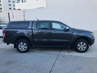 2021 Ford Ranger XLT Meteor Grey Sports Automatic Double Cab Pick Up.