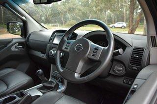 2012 Nissan Pathfinder R51 MY10 ST-L Black 6 Speed Manual Wagon