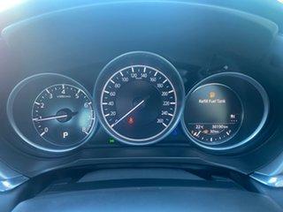 2018 Mazda 6 GL1031 GT SKYACTIV-Drive Blue/040219 6 Speed Sports Automatic Sedan