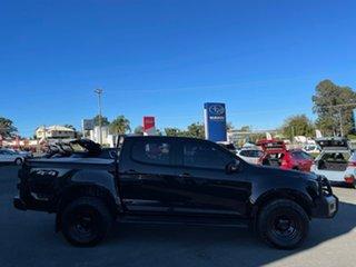 2016 Holden Colorado RG MY16 LS Crew Cab Black 6 Speed Manual Utility.
