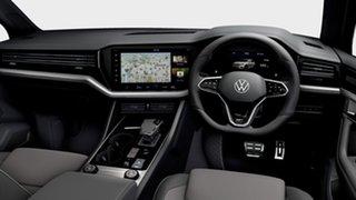 2021 Volkswagen Touareg CR MY21 210TDI Tiptronic 4MOTION R-Line Silicon Grey Metallic 8 Speed