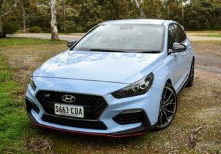 2019 Hyundai i30 PDe.3 MY20 N Performance Blue 6 Speed Manual Hatchback.