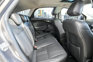 2012 Ford Focus LW MkII Titanium PwrShift Grey 6 Speed Sports Automatic Dual Clutch Hatchback