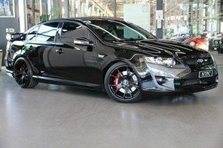 2011 Ford Performance Vehicles GT FG Mk II Boss 335 Black 6 Speed Sports Automatic Sedan.