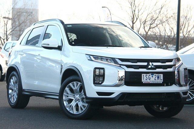 Used Mitsubishi ASX XD MY20 LS 2WD Essendon North, 2020 Mitsubishi ASX XD MY20 LS 2WD Solid White 1 Speed Constant Variable Wagon
