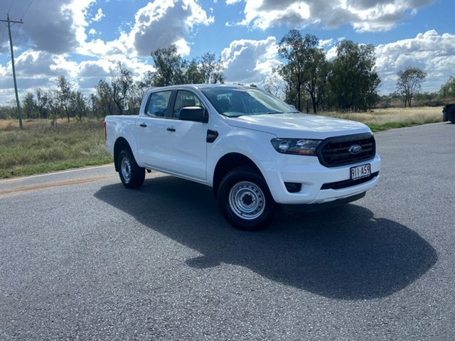 Used Ford Ranger PX MkIII 2021.25MY XL Emerald, 2020 Ford Ranger PX MkIII 2021.25MY XL Arctic White 6 Speed Sports Automatic Double Cab Pick Up