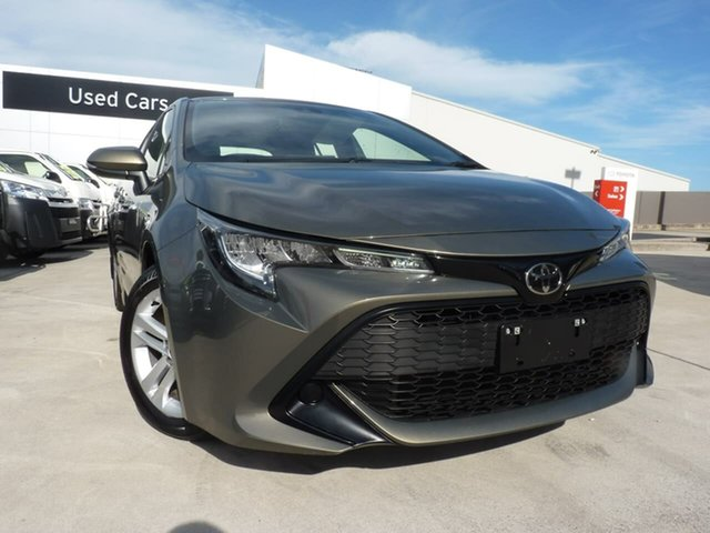 Pre-Owned Toyota Corolla Mzea12R Ascent Sport Blacktown, 2018 Toyota Corolla Mzea12R Ascent Sport Oxide Bronze 10 Speed Constant Variable Hatchback