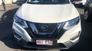 2018 Nissan X-Trail T32 Series II ST-L X-tronic 4WD White 7 Speed Constant Variable Wagon.