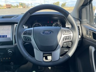 2020 Ford Ranger PX MkIII 2021.25MY XLT Hi-Rider Arctic White 6 Speed Sports Automatic