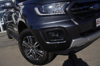 2021 Ford Ranger PX MkIII 2021.25MY Wildtrak Meteor Grey 6 Speed Sports Automatic Double Cab Pick Up.