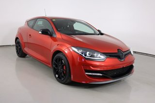 2016 Renault Megane X95 MY15 RS 275 CUP Red 6 Speed Manual Coupe.