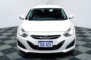 2014 Hyundai i40 VF2 Active Tourer White 6 Speed Sports Automatic Wagon.