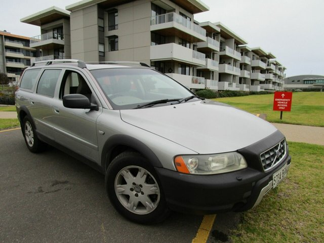 Used Volvo XC70 MY06 Lifestyle Edition (LE) Glenelg, 2005 Volvo XC70 MY06 Lifestyle Edition (LE) Green 5 Speed Auto Geartronic Wagon