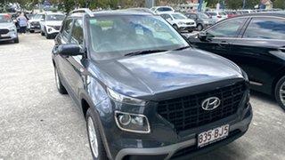 2021 Hyundai Venue QX.V3 MY21 Cosmic Grey 6 Speed Automatic Wagon.