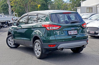 2015 Ford Kuga TF MY15 Ambiente AWD Green 6 Speed Sports Automatic Wagon.