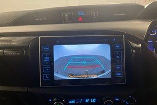 2016 Toyota Hilux GUN126R SR5 Double Cab Crystal Pearl 6 speed Manual Utility