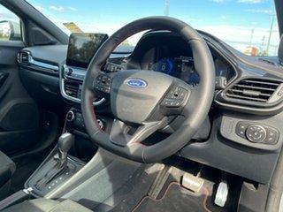 2020 Ford Puma JK 2020.75MY ST-Line Solar Silver 7 Speed Sports Automatic Dual Clutch Wagon
