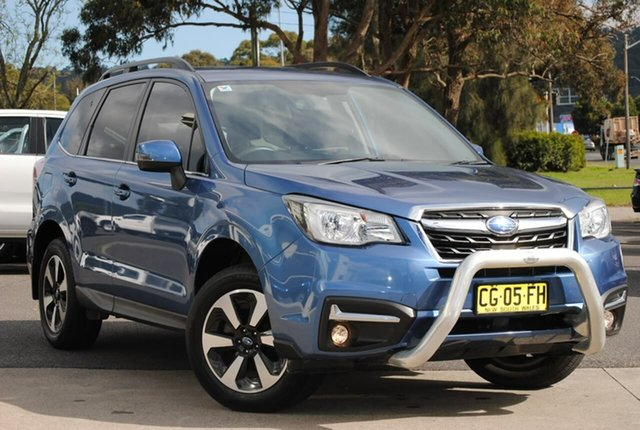 Used Subaru Forester S4 MY16 2.5i-L CVT AWD West Gosford, 2016 Subaru Forester S4 MY16 2.5i-L CVT AWD Blue 6 Speed Constant Variable Wagon