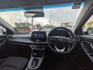 2018 Hyundai i30 PD MY19 Go Ceramic White 6 Speed Sports Automatic Hatchback