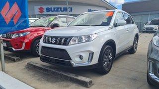 2021 Suzuki Vitara VITARA1 VITARA GL+ AUTO 2WD Pearl White Wagon.